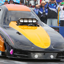 Reed Racing Top Alcohol Funny Car