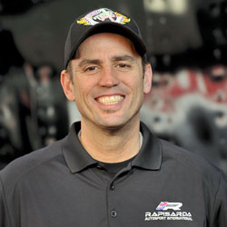 Larry Dixon - Top Fuel Champ