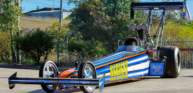 Mariani Family Motorsport - Top Fuel