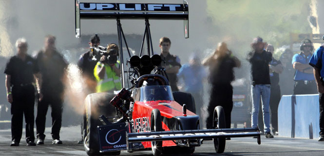 Tommy Johnson Jr - Top Fuel