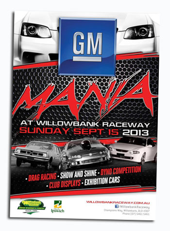 GM Mania Poster