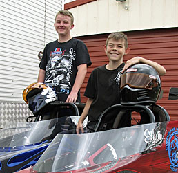 Oberg Brothers - Junior Dragster