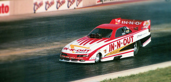 In And Out Nitro Funny Car