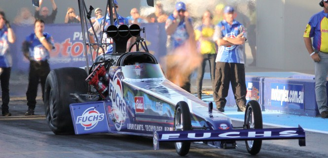 Lamattina Top Fuel Drag Racing
