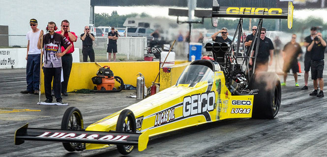 Richie Crampton Top Fuel
