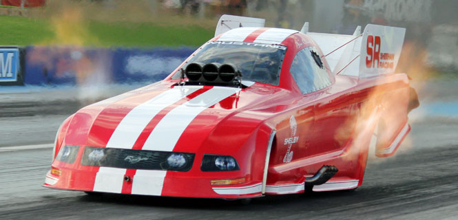 Mark Sheehan Nitro Funny Car