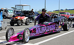 Hayley Mackay- Junior Dragster