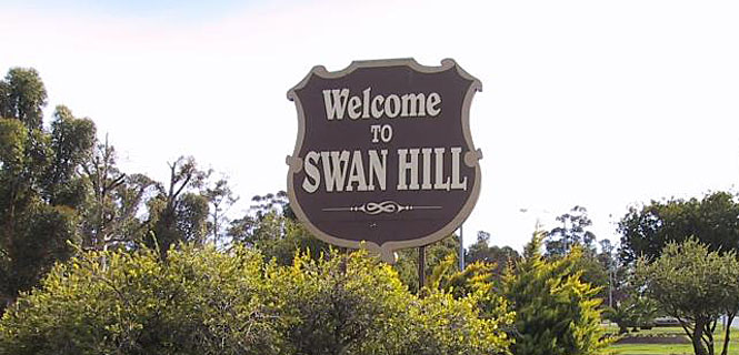 Welcome to Swan Hill